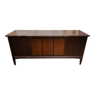 Vintage Mid-Century Modern Mahogany Claritone Stereo/ Cabinet
