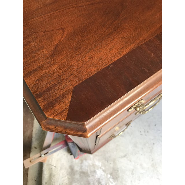 Baker Furniture Mahogany Console Chest Dresser - Image 7 of 11