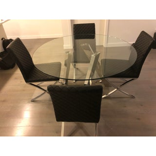 Contemporary Modani Dinning Table Set - 5 Pieces Preview