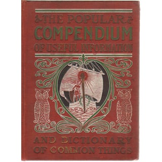 The Popular Compendium of Useful Information For Sale