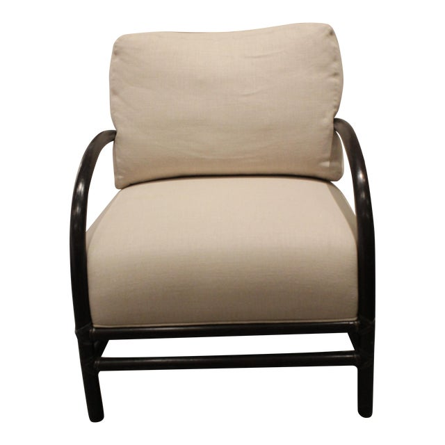 McGuire Orlando Diaz-Azcuy Toscana™ Lounge Chair - Image 1 of 5