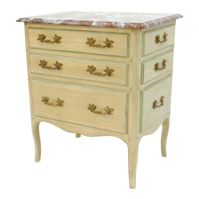 """""""All-Drawer"""" Louis XV Style Table For Sale"""