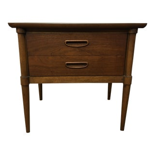 Bedland Inc. Mid-Century Danish Modern Style End Table