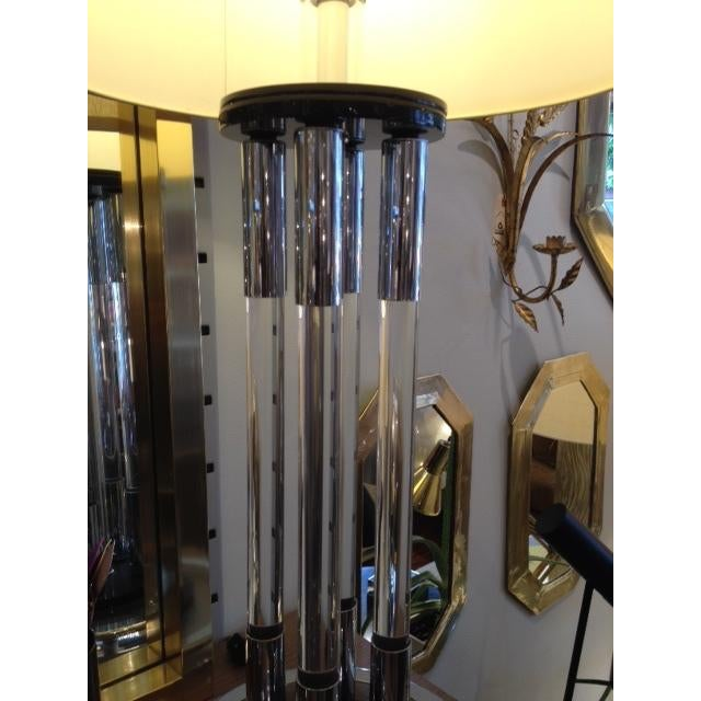 Vintage Lucite Table Lamp - Image 5 of 5
