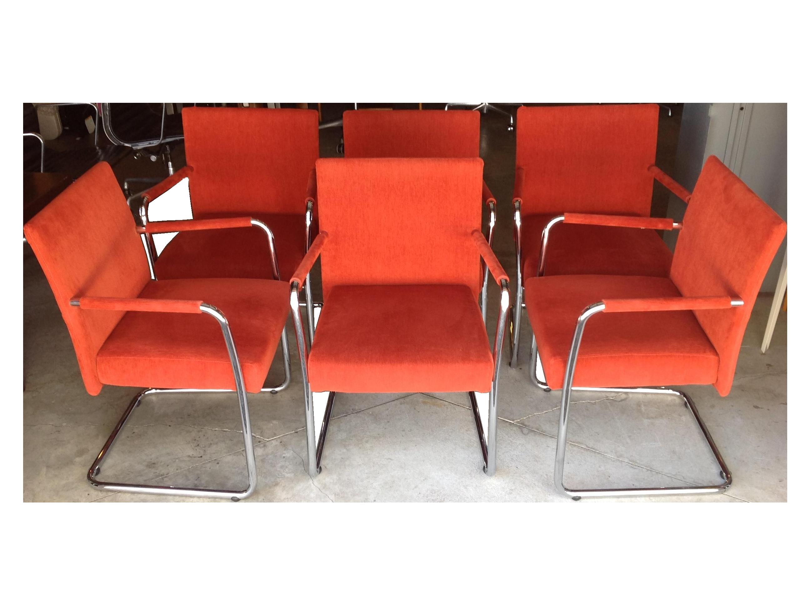 Beau Brayton International Dining Chairs   Set Of 6