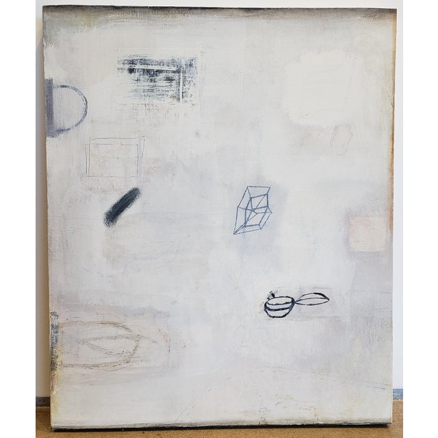 """""""Untitled"""" Robert Kingston Abstract Painting For Sale In San Diego - Image 6 of 6"""