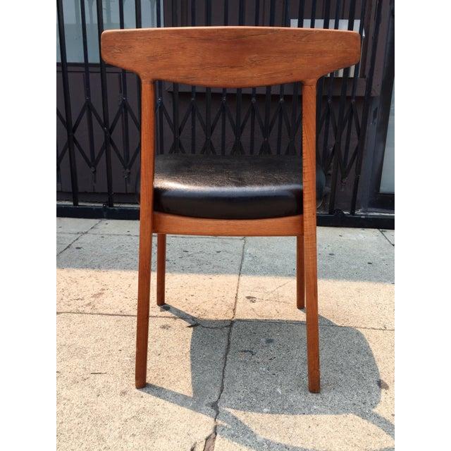Bruno Hansen Danish Modern Chairs - Set of 4 - Image 9 of 9
