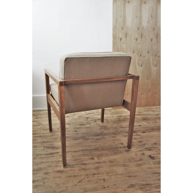 1960s Vintage George Nelson Lounge Chair For Sale - Image 12 of 13