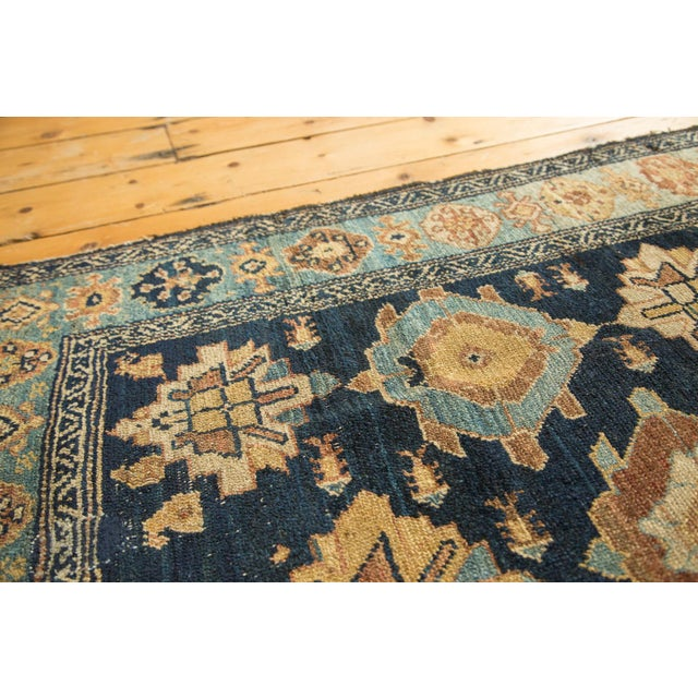 "Antique Malayer Rug Runner - 3'8"" x 6'10"" For Sale - Image 5 of 10"