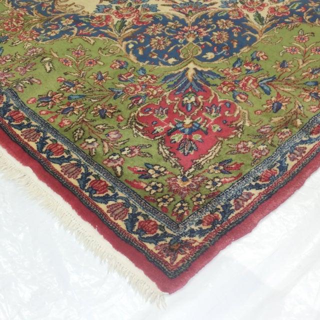 """Lavar Kerman Carpet - 9'6"""" X 13'5"""" - Image 7 of 7"""