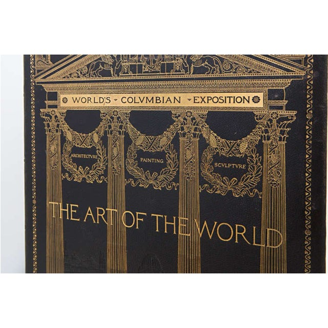 19th Century Art of the World Columbian Exposition Books - 2 Volumes For Sale - Image 10 of 11