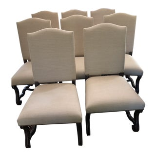 Theodore Alexander Dining Room Chairs- Set of 8 For Sale