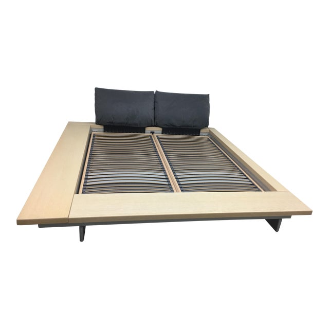 Ligne Roset Peter Maly California King Bed Chairish - Maly-platform-bed-by-ligne-roset