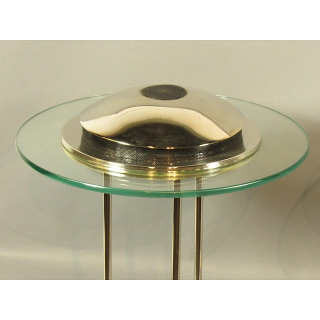1960s Sonneman Saturn Lamps - A Pair For Sale - Image 5 of 8