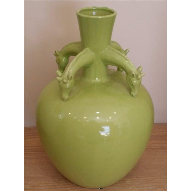 Ceramic Decorative Vase - Image 2 of 3