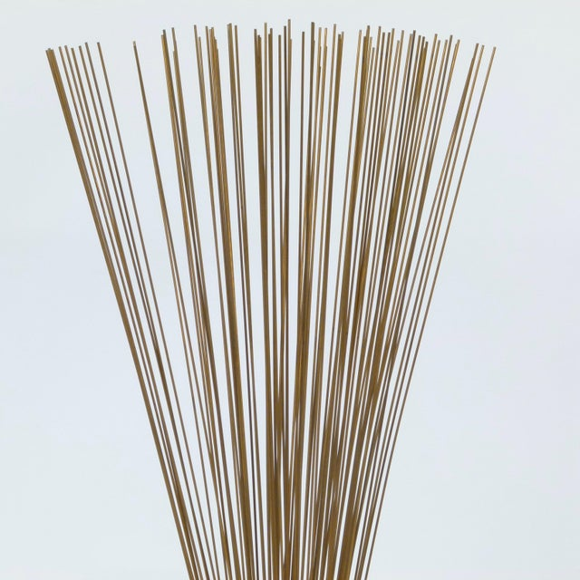 1960s 1960s Vintage Bertoia Style Spray Sculpture For Sale - Image 5 of 7