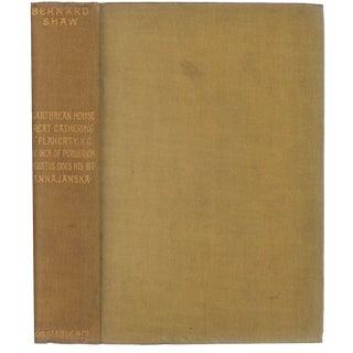 """1919 """"Heartbreak House"""" by Bernard Shaw"""