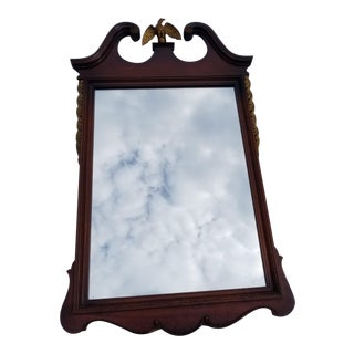 Federal Style Traditional Gilt Kling Mirror