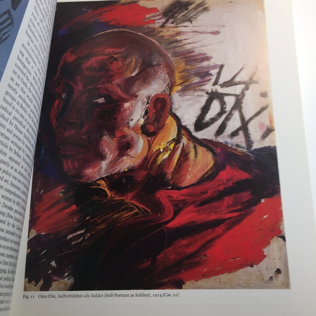 """1980s """"German Expressionism 1915-1925"""" Art Book For Sale - Image 5 of 11"""