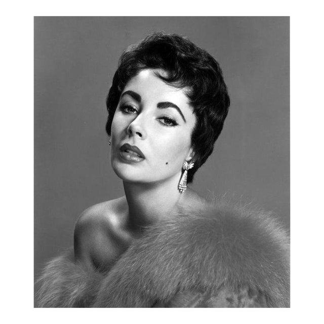 Elizabeth Taylor circa 1953 For Sale