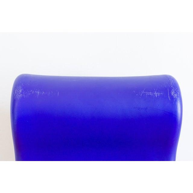 1990s 1990s Vintage Verner Panton Purple Phantom Chair For Sale - Image 5 of 8