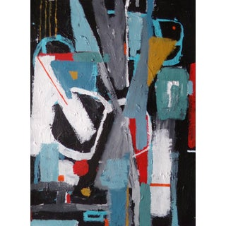 Abstract Painting Original Contemporary Art by Brian Elston Preview