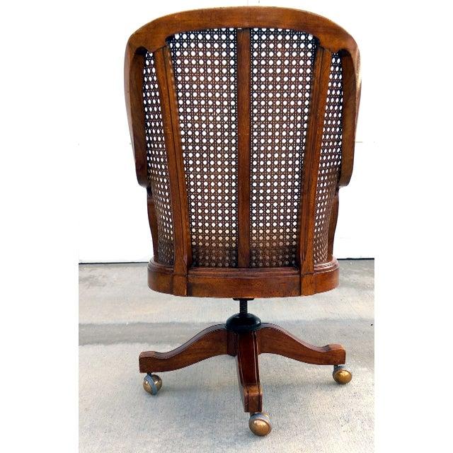 Faultless Doerner Bergère Office Chair - Image 5 of 9