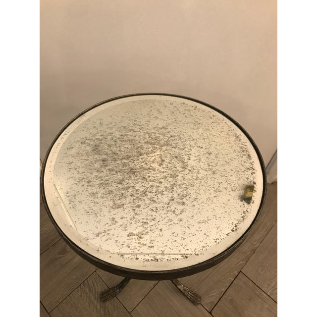 Grey Side Table For Sale In San Francisco - Image 6 of 7