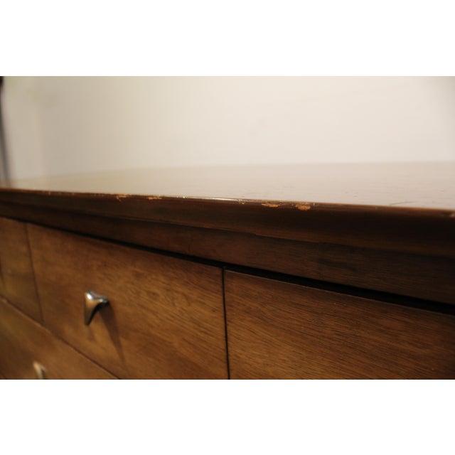 Mid-Century Danish Modern Drexel Dateline John Van Koert Credenza Dresser #139 - Image 9 of 11