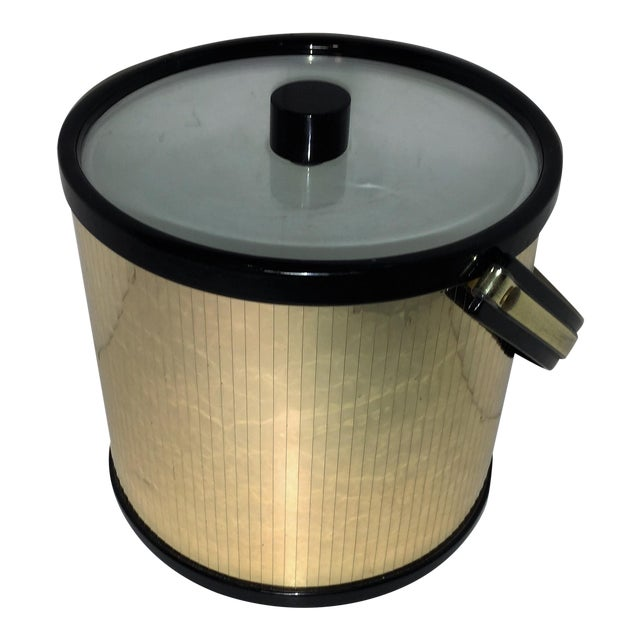 Prima Gold Ice Bucket For Sale