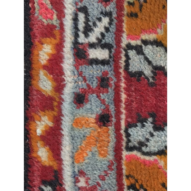 "Vintage Turkish Anatolian Rug - 2'8""x5'4"" - Image 6 of 11"