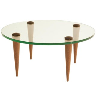 1930s Mid-Century Modern Gilbert Rohde Rare Cocktail Table For Sale