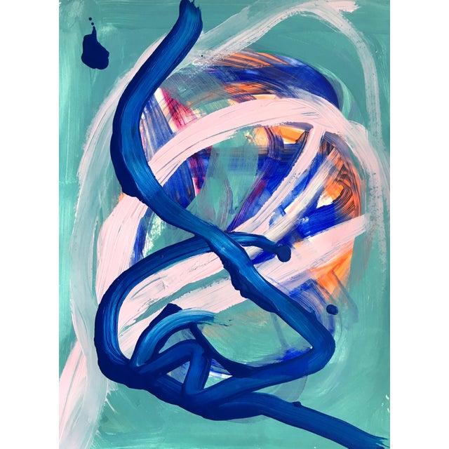 No. 344 Jessalin Beutler Original Painting For Sale - Image 4 of 4