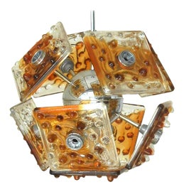 Image of Amber Pendant Lighting