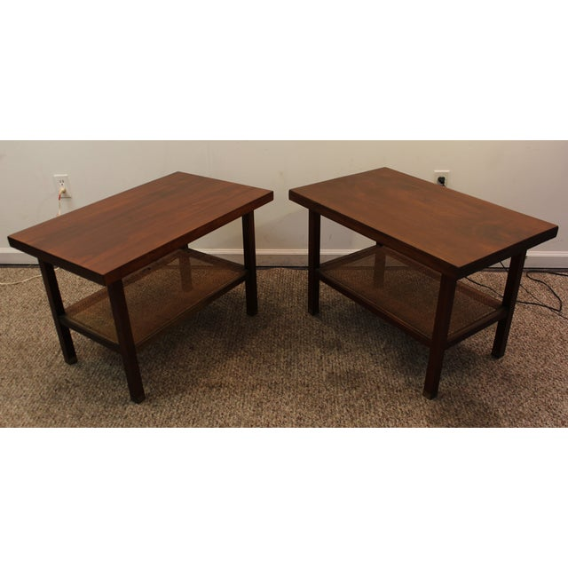 E. Paul Browning Mid-Century Side Tables - A Pair - Image 2 of 11