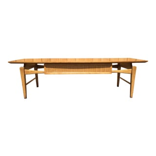 "1960s Danish Modern Lane ""Esteem"" Coffee Table For Sale"