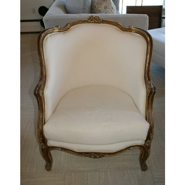 Vintage Bergere Chair - Image 2 of 6