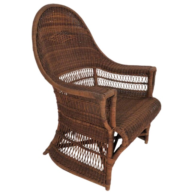 """""""Guests Welcome"""" Chair by Dryad & Co. For Sale"""