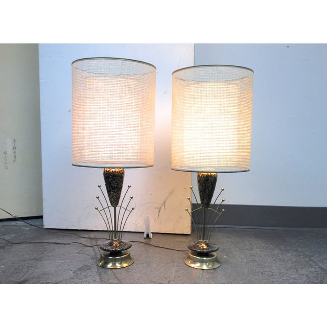 Art Deco Lamps - A Pair - Image 3 of 7