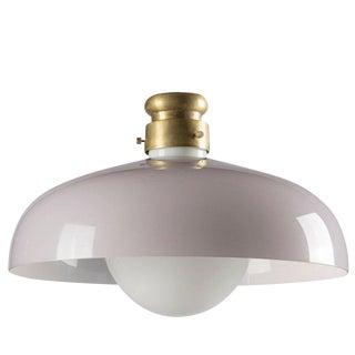 Rare Pendant Lamp by Alessandro Pianon for Vistosi For Sale