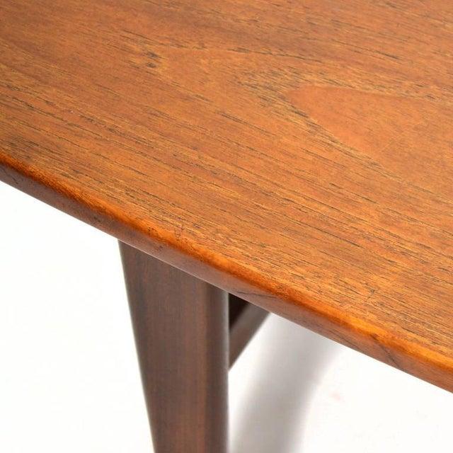 Svend Aage Madsen Svend Madsen Coffee Table by K. Knudsen For Sale - Image 4 of 9