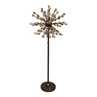 Mid-Century Modern Inspired Sputnik Constellation Floor Lamp By: Regina Andrew For Sale