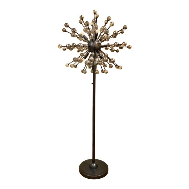 Mid-Century Modern Inspired Sputnik Constellation Floor Lamp By: Regina Andrew For Sale