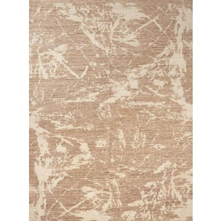 Schumacher Miraj Area Rug in Hand-Knotted Wool Silk, Patterson Flynn Martin For Sale