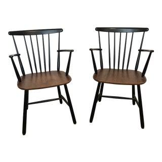 Tapiovaara Style Dining Chair