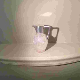 19thcent. British Sterling and Cut Glass Claret Jug Preview