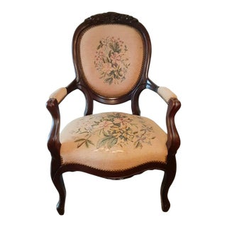 Vintage Amp Used Victorian Accent Chairs Chairish