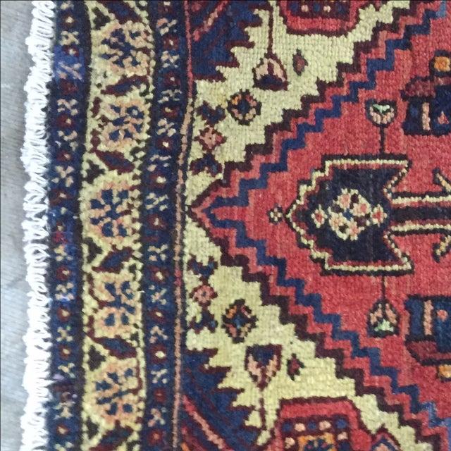 Hamadan Persian Rug - 2′3″ × 3′ - Image 5 of 7