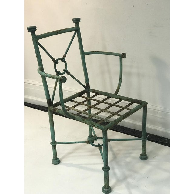 Giacometti Style Chairs - Set of 6 For Sale In Philadelphia - Image 6 of 10