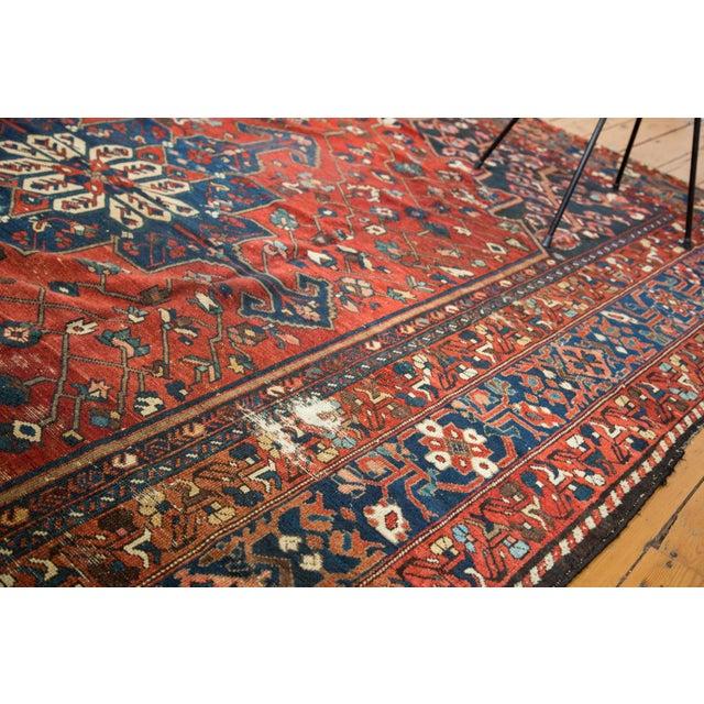 "Vintage Distressed Bakhtiari Carpet - 8'7"" X 11'8"" - Image 6 of 10"
